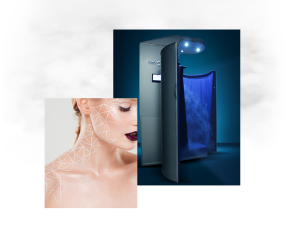 Cryotherapy for elastic skin