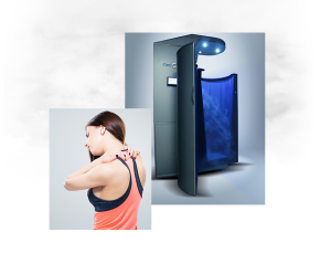 Reduce pain with Cryotherapy