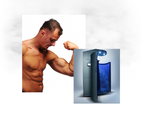 Cryotherapy speeds muscle recover